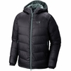 Mountain Hardwear Mens Phantom Hooded Down Jacket Black