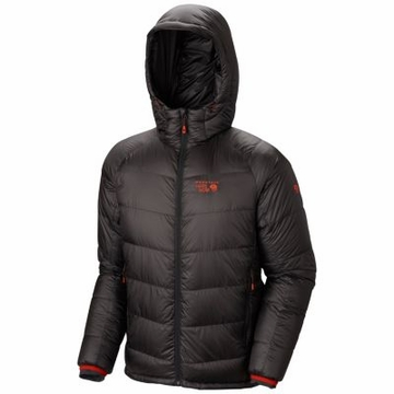Mountain Hardwear Mens Phantom Hooded Down Jacket Shark