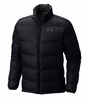 Mountain Hardwear Mens Ratio Jacket Black