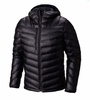 Mountain Hardwear Mens Stretchdown RS Hooded Jacket Black