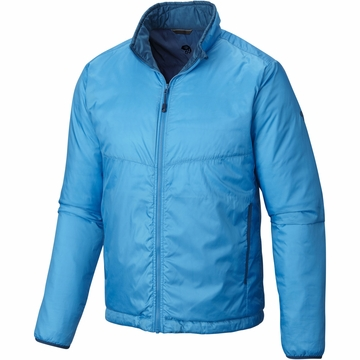 Mountain Hardwear Mens Switch Flip Jacket Phoenix Blue (Close Out)