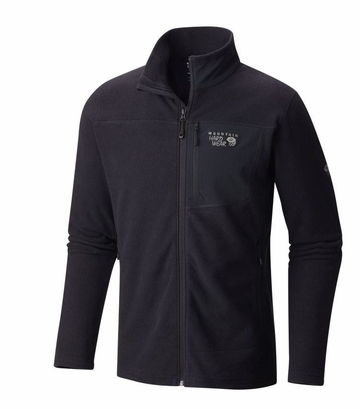 Mountain Hardwear Mens Toasty Twill Jacket Black