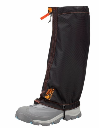 Mountain Hardwear Nut Shell High Gaiter Black