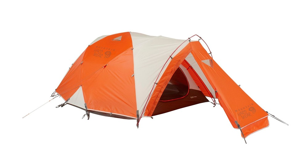 Mountain Hardwear Trango 3 Tent State Orange  sc 1 st  Everest Gear & Hardwear Trango 3 Tent State Orange