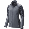 Mountain Hardwear Womens Chockina Jacket Graphite (Close Out)