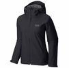 Mountain Hardwear Womens Finder Jacket Black