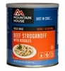 Mountain House Beef Stroganoff w/ Noodles #10 Can