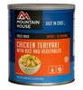 Mountain House Chicken Teriyaki w/ Rice #10 Can