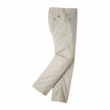 Mountain Khakis Mens Poplin Pant Oatmeal