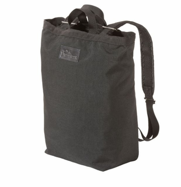 Mystery Ranch Kletterwerks Tote Black/ Black  (close out)
