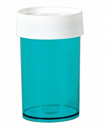 Nalgene Glacier Blue Jar 8oz