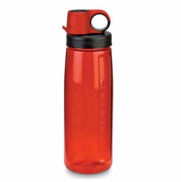 Nalgene OTG Tritan 24 oz. Bottle BPA Free Lollipop Red