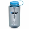 Nalgene Tritan 32oz Wide Mouth Bottle BPA Free Gray