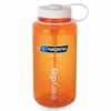 Nalgene Tritan 32oz Wide Mouth Bottle BPA Free Orange
