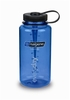 Nalgene Tritan 32oz Wide Mouth Bottle BPA Free Slate Blue