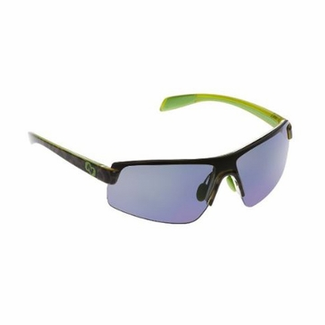 Native Lynx Black Lime Burst/ Polarized N3 Blue Reflex (Close Out)