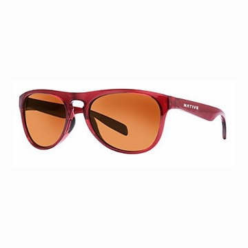 Native Sanitas Crimson/ Polarized N3 Brown (Close Out)