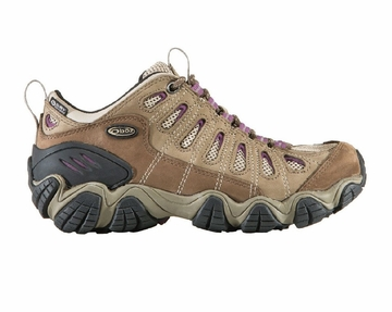 Oboz Womens Sawtooth Low BDry Violet