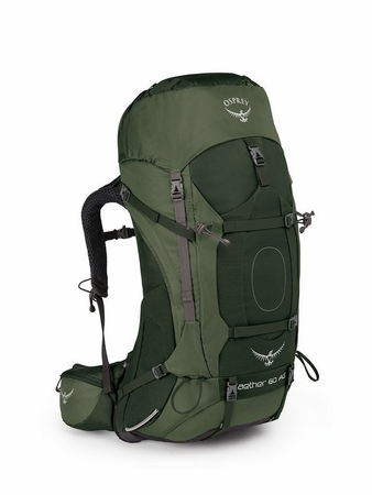 Osprey Aether AG 60 Adriondack Green MD