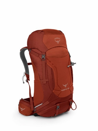 Osprey Kestrel 38 Dragon Red M/L