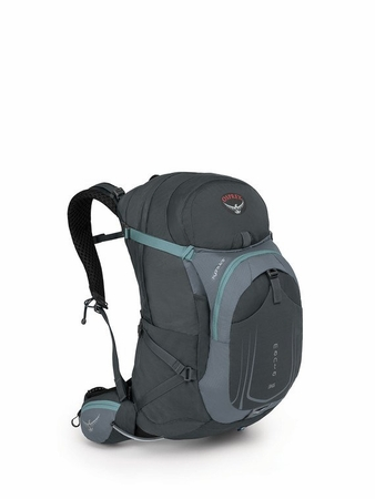 Osprey Manta AG 36 with Res Fossil Grey S/M