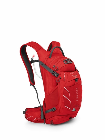 Osprey Raptor 14 Red Pepper