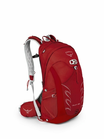 Osprey Talon 22 Martian Red M/L