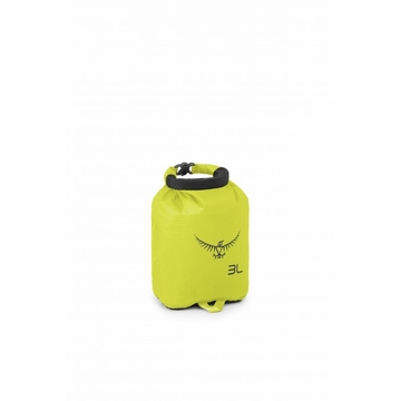 Osprey Ultralight DrySack 3 Electric Lime  (Close Out)