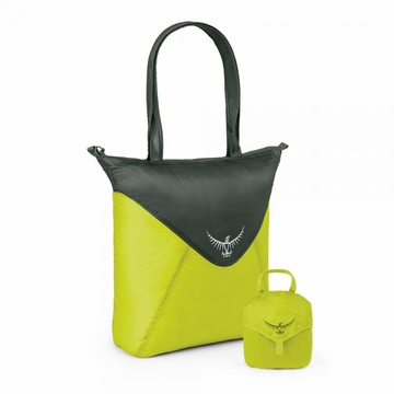 Osprey Ultralight Stuff Tote Electric Lime (Close Out)