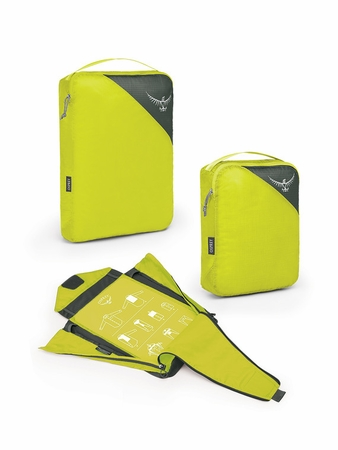 Osprey Ultralight Travel Set Electric Lime (Close Out)