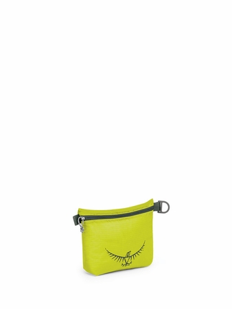 Osprey Ultralight Zipper Sack Small Electric Lime (Close Out)