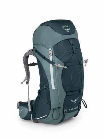 Osprey Womens Ariel AG 65 Boothbay Grey S