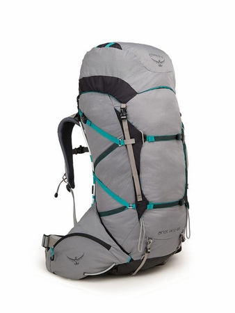 Osprey Womens Ariel Pro 65 Voyager Grey XS  (close out)