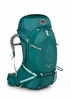 Osprey Womens Aura 65 AG Rainforest Green XS