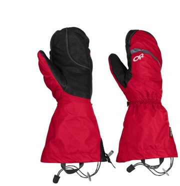 Outdoor Research Alti Mitts Chili