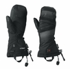 Outdoor Research Lucent Heated Mitts Black