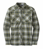 Outdoor Research Mens Feedback Flannel Shirt Night/ Hops