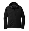 Outdoor Research Mens Forrosi Metro Hoody Black