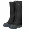 Outdoor Research Mens Verglas Gaiters Black  (close out)