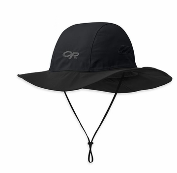 Outdoor Research Seattle Sombrero Black