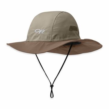 Outdoor Research Seattle Sombrero Khaki/ Java