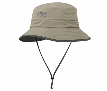 Outdoor Research Sombriolet Sun Bucket Hat Khaki