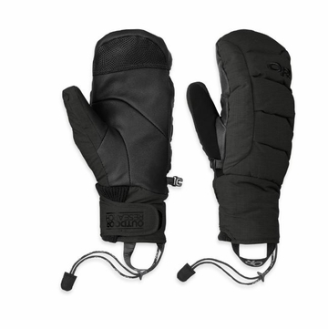 Outdoor Research Stormbound Mitts Black