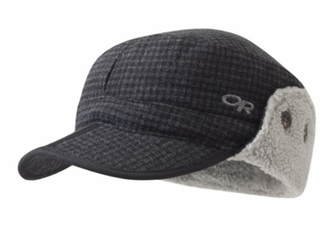 Outdoor Research Yukon Cap Black/ Plaid