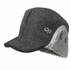 Outdoor Research Yukon Cap Charcoal/ Herringbone