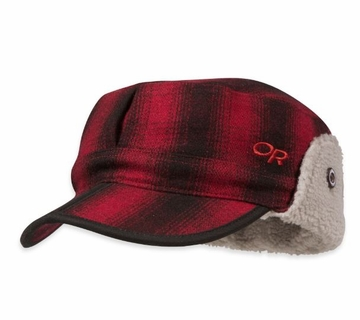 Outdoor Research Yukon Cap Redwood/ Black