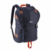 Patagonia Arbor Pack 26L Navy Blue w/ Paintbrush Red