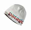 Patagonia Beanie Hat Logo Belwe Mini: Birch White (Close Out)