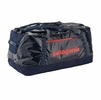 Patagonia Black Hole Duffel 120L Navy Blue w/ Paintbrush Red