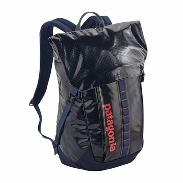 Patagonia Black Hole Pack 32L Navy Blue w/ Paintbrush Red